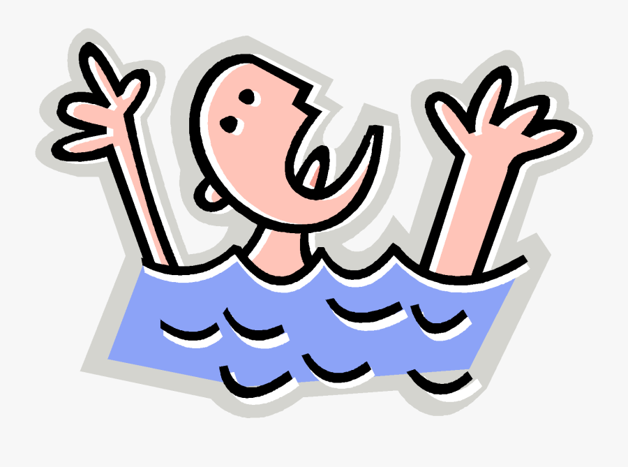 Clipart Royalty Free Stock Can T Collection Download - He Can T Swim, Transparent Clipart