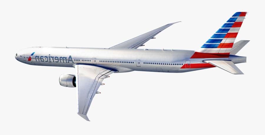 Plane Png Image - American Airline Clip Art, Transparent Clipart