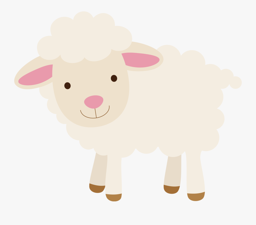 Clip Art Vector Transprent Png Free Download Ⓒ - Sheep Vector Png, Transparent Clipart