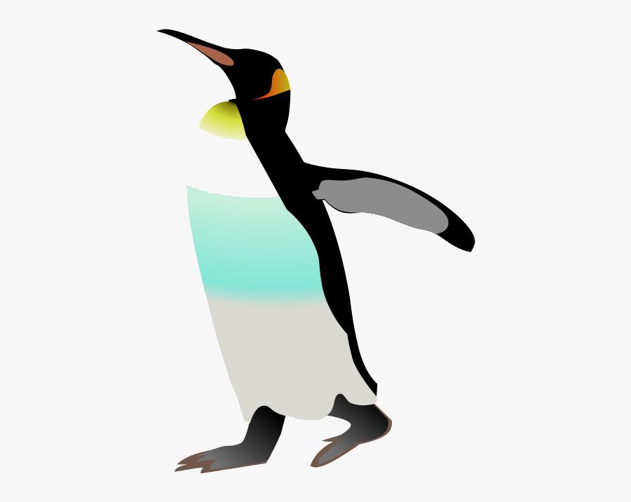 Penguin Emperor Bird Gentoo Clip Art Penguins Clipart - Ve Lost 75 Lbs, Transparent Clipart