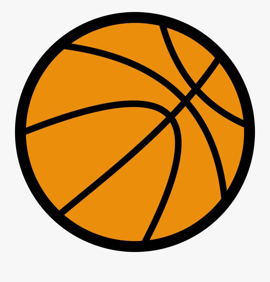 Basketball Clipart, Transparent Clipart
