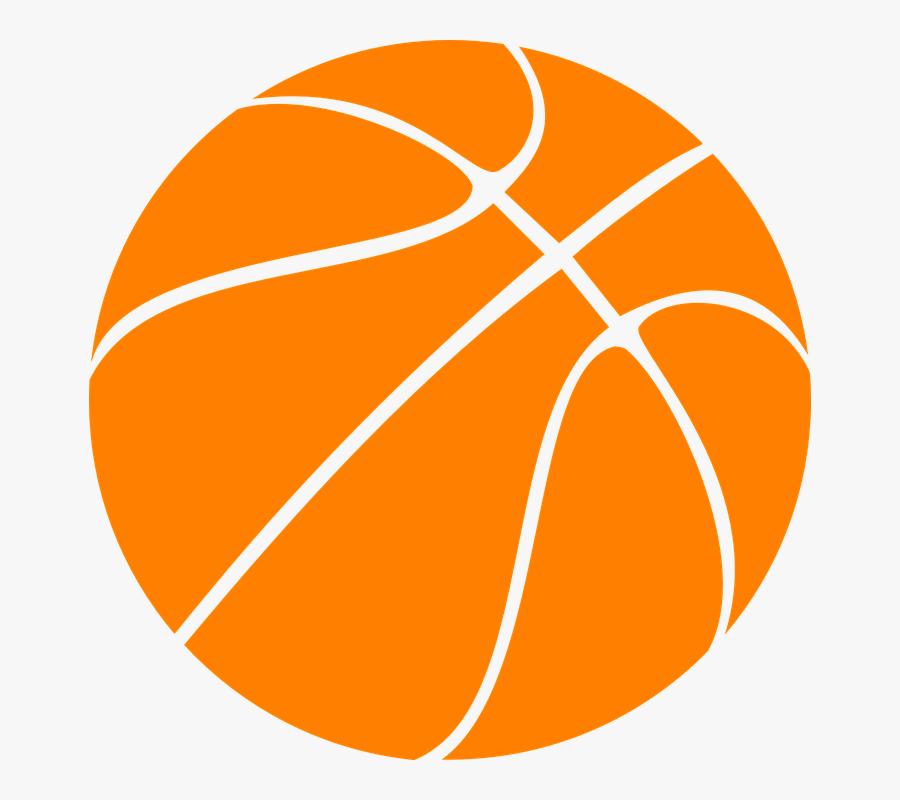 Free Vector Basketball Clipart - Basketball Clipart Transparent Background, Transparent Clipart