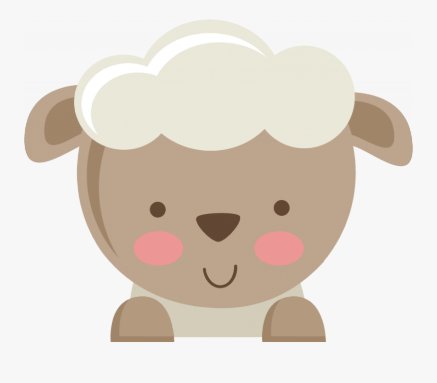 Lamb Clipart Baby Sheep - Baby Sheep Clipart, Transparent Clipart