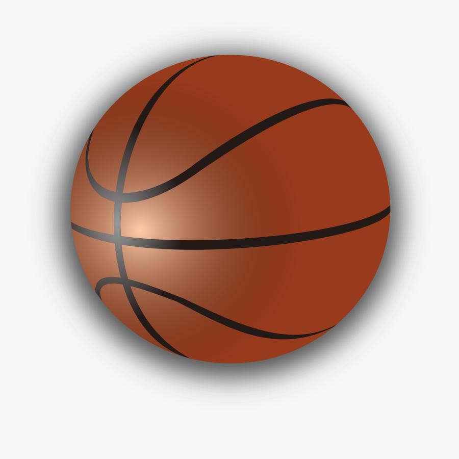 Basketball Clip Art Download - Cartoon Transparent Transparent Background Basketball, Transparent Clipart