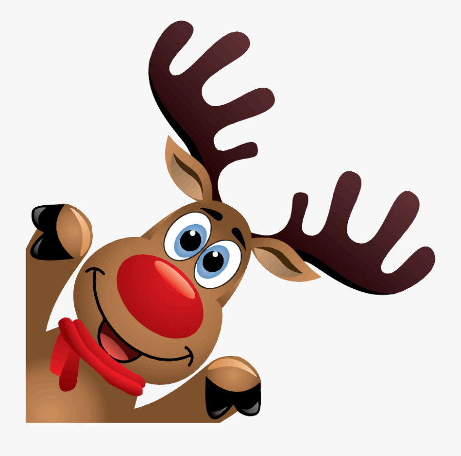 Help Us Reach Our Goal So Rudolph Can Eat The Candy - Rudolph The Red Nosed Reindeer Png File, Transparent Clipart