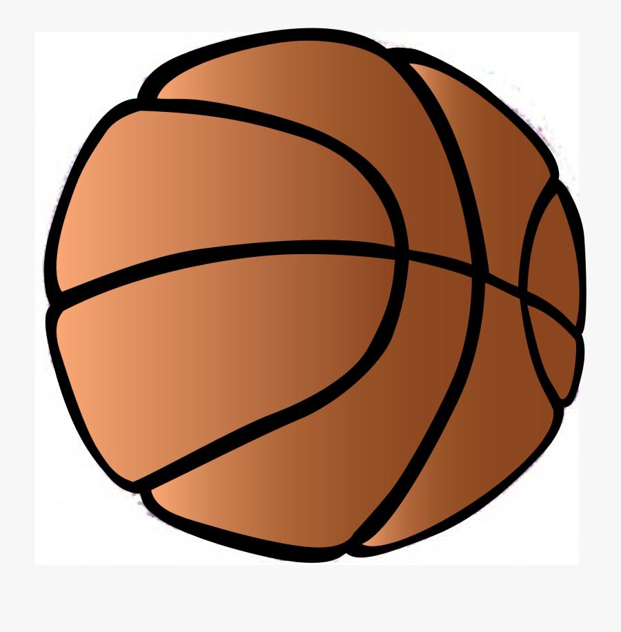 Cartoon Basketball Clipart Free Download Clip Art - Basketball Clip Art, Transparent Clipart