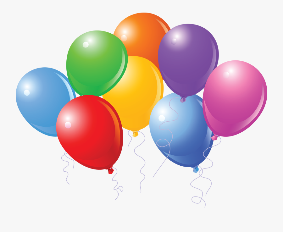 Birthday Balloons Today Is My Birthday Clip Art And - Happy Birthday Balloons Png