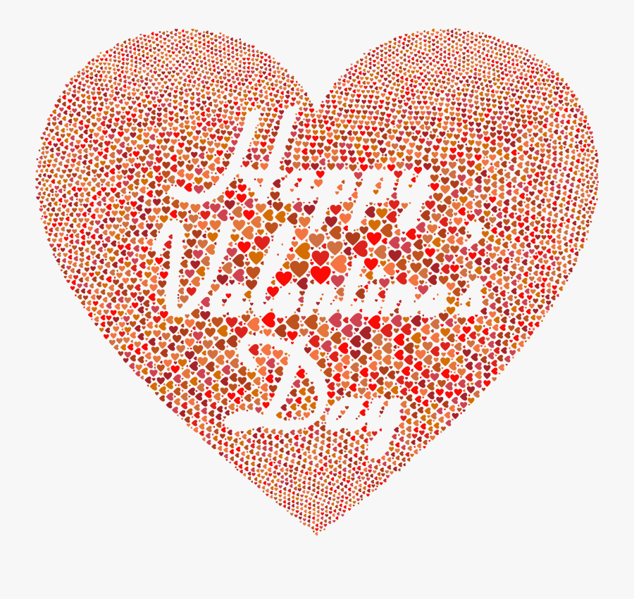 Happy Valentines Day No Background Icons Png - Happy Valentines Day Gold, Transparent Clipart