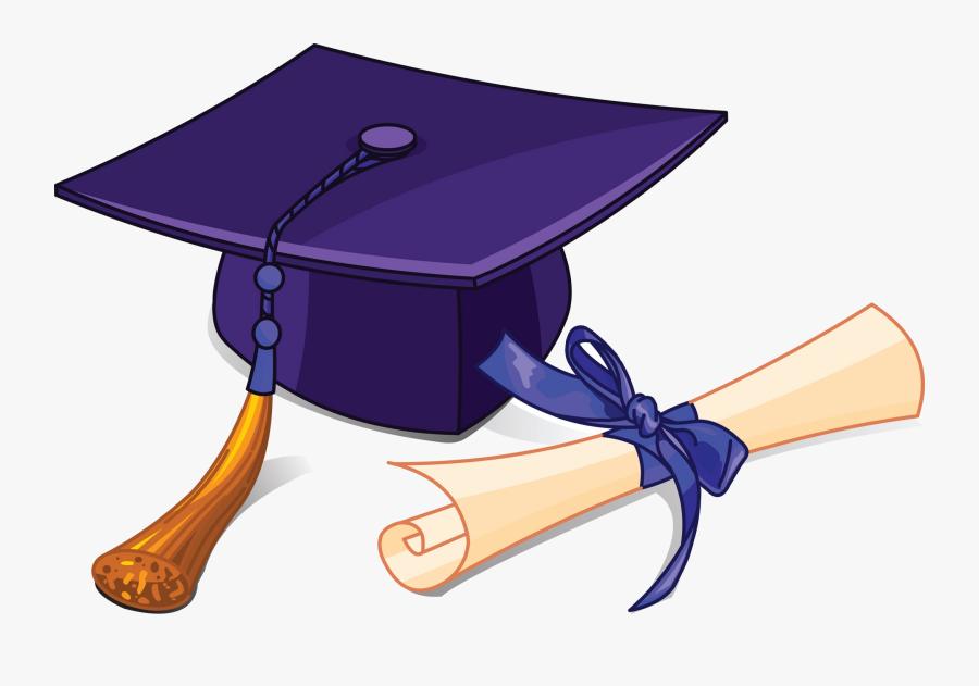 High School Unique Middle Graduation Clipart Clip Inspiration - Clip Art High School Diploma, Transparent Clipart