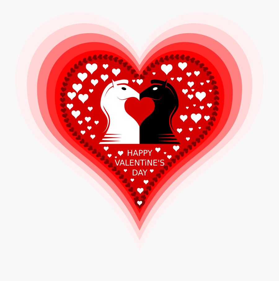 Valentines Day Images Kiss, Transparent Clipart