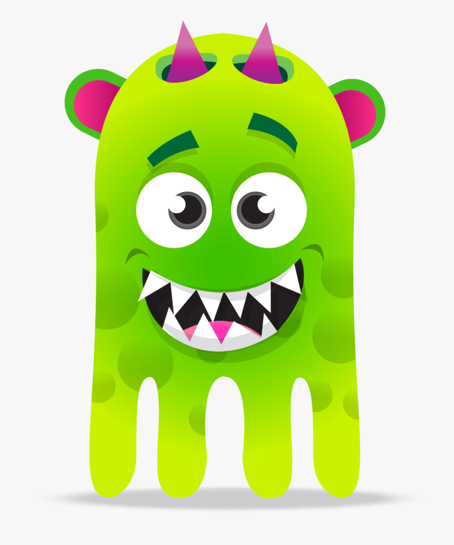 Class Dojo Clipart Brown Monster - Green Class Dojo Monsters, Transparent Clipart