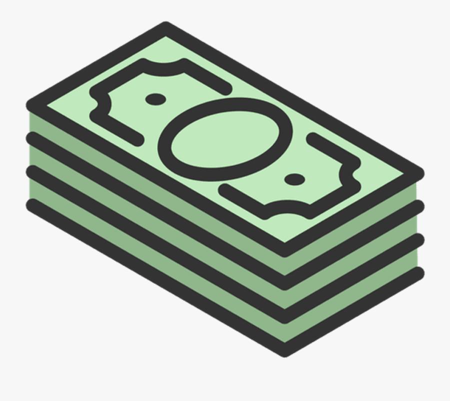 Cash Money Clip Art Coupon Vector Material Transparent ...