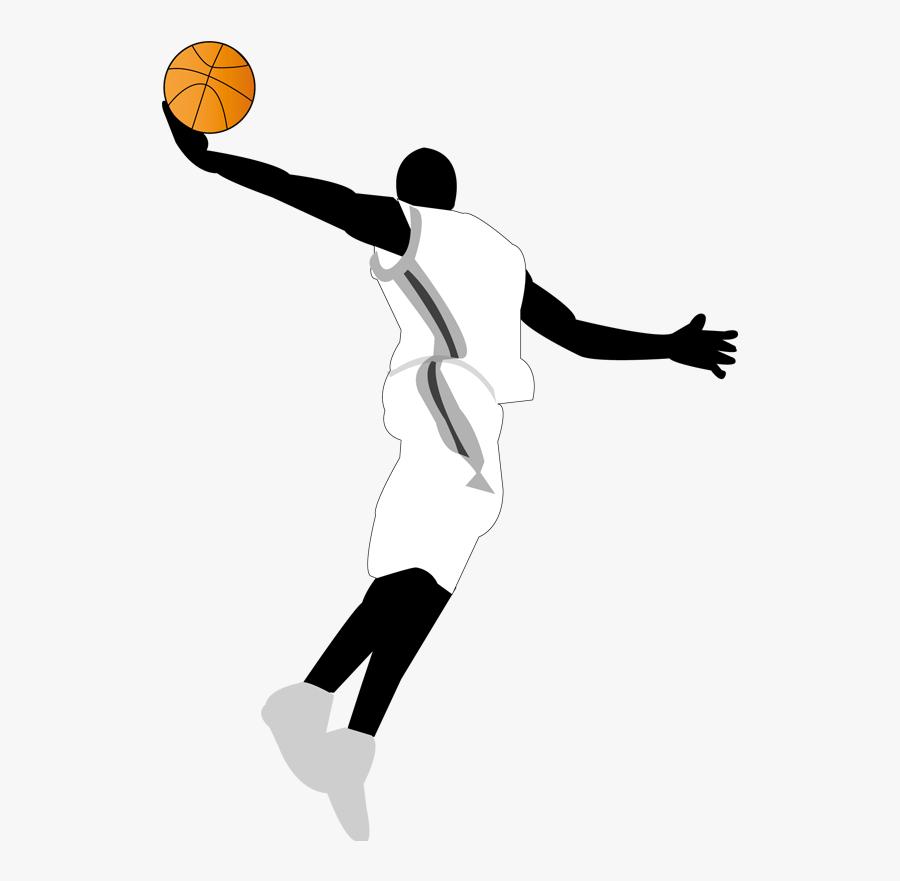 Vector Graphics Basketball Clip Art Sports Image - Basketball Vector Free, Transparent Clipart