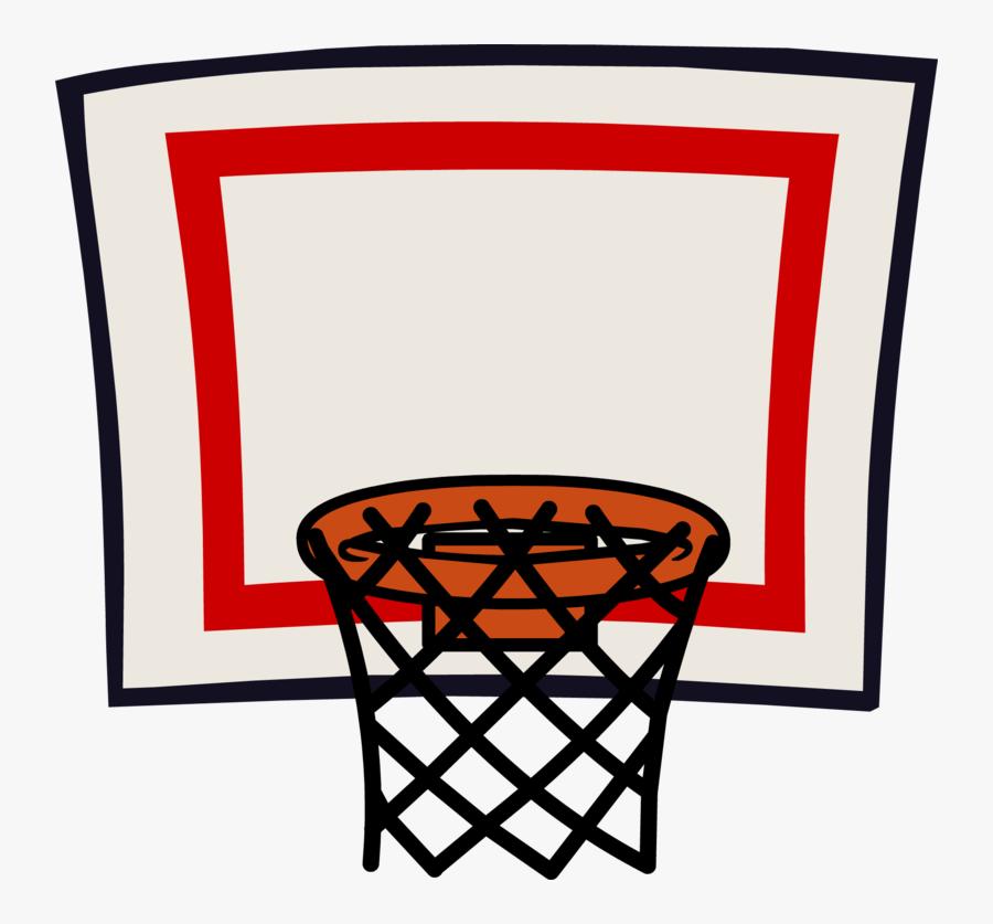 Basketball Clipart Vector - Basketball Ring Clip Art, Transparent Clipart