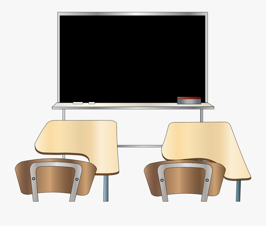 Animated Classroom Clipart - Classroom Clipart Png, Transparent Clipart