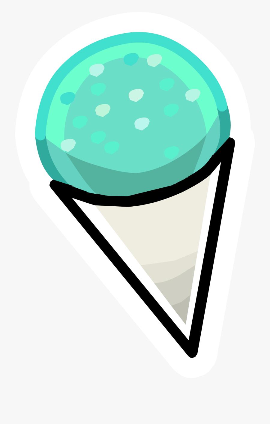 Snow Clipart Igloo - Blue Snow Cone Clipart, Transparent Clipart