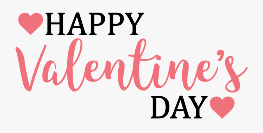 Clip Art One Direction Valentines Cards - Happy Valentines Day Sign, Transparent Clipart