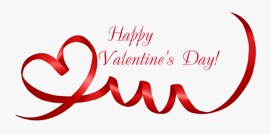 Transparent Background Happy Valentines Day Png