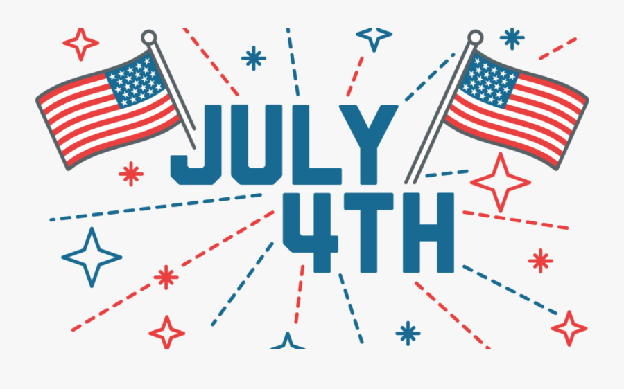 4th Of July Cliparts - 4th Of July Png, Transparent Clipart