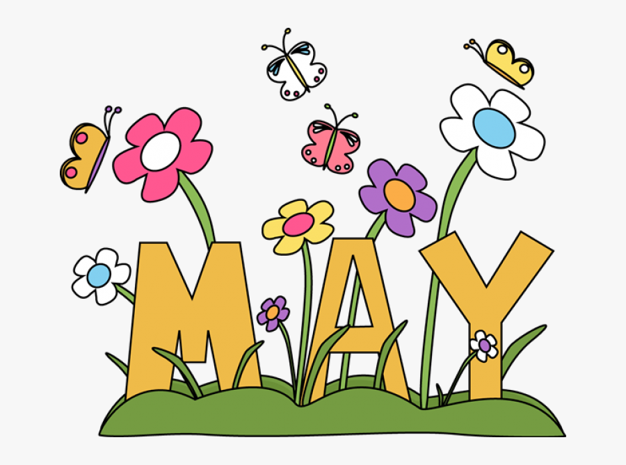 Clipart May Flowers, Transparent Clipart