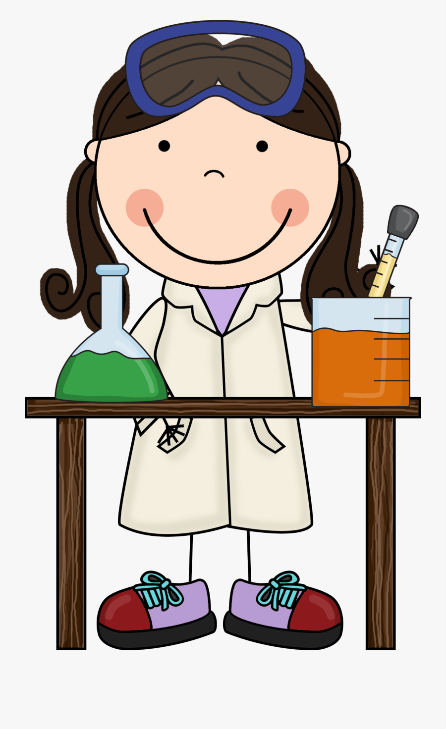 Science Clipart Free Science Kids Clipart Free Transparent Clipart Clipartkey
