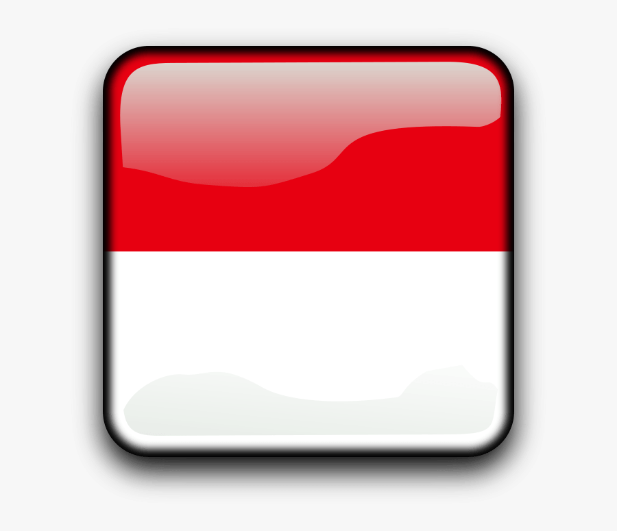 Singapore Flag Clipart Person - Icon Bahasa Indonesia Png, Transparent Clipart