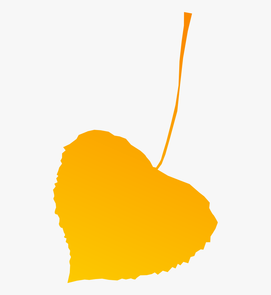 Autumn Leaves On Branch Clipart, Vector Clip Art Online, - Yellow Fall Leaves Clip Art, Transparent Clipart