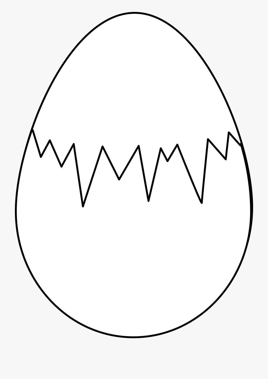 Free Egg Clipart Eggs Food Clip Art Downloadclipart - Colouring Pages For Egg, Transparent Clipart