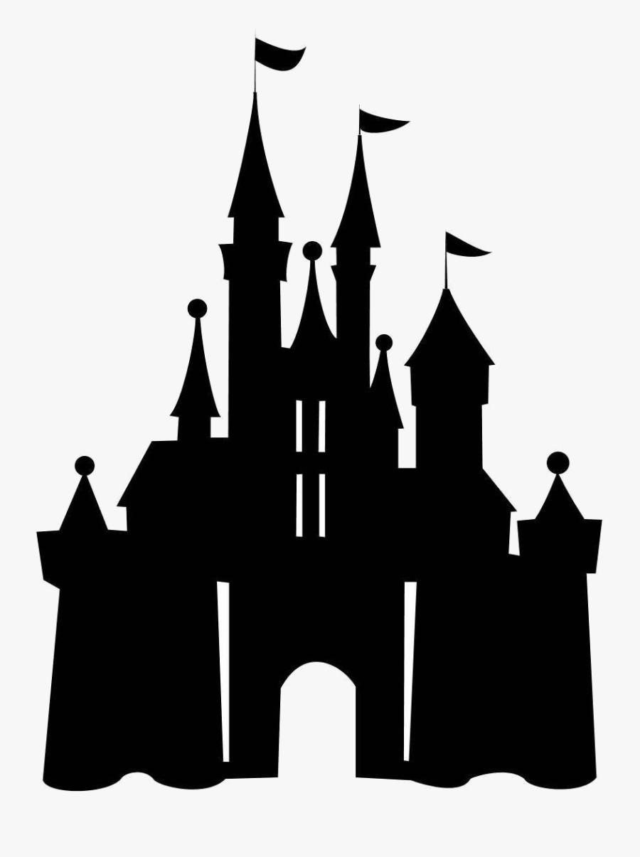 Cinderella Castle Disney Clipart Beautiful Best Logo - Disney Minnie Mouse Castle, Transparent Clipart