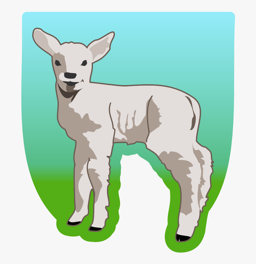 Sheep Clip Art, Transparent Clipart