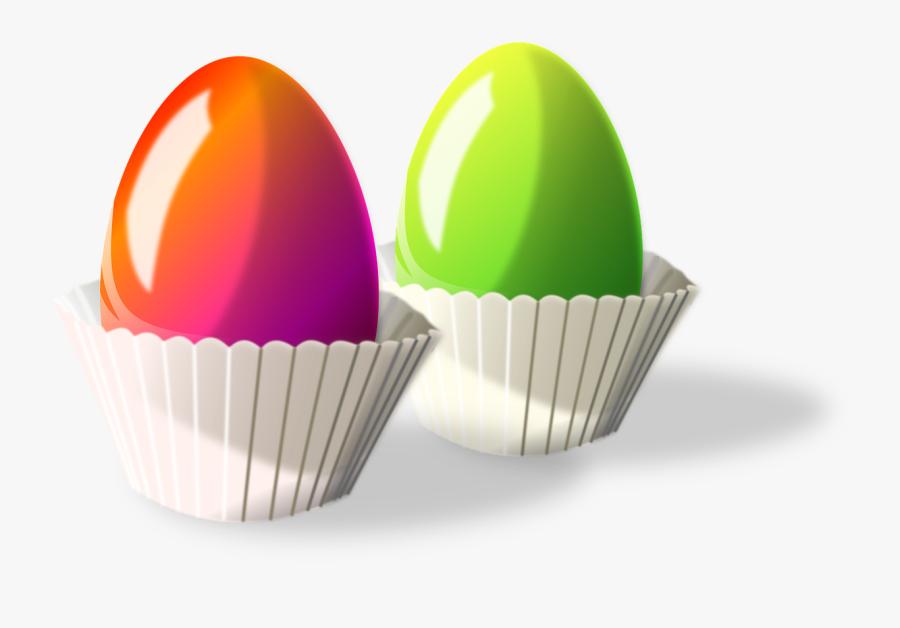 Food,easter Egg,egg - Easter Egg, Transparent Clipart