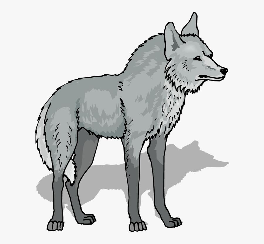 Wolf Clipart Transparent, Transparent Clipart