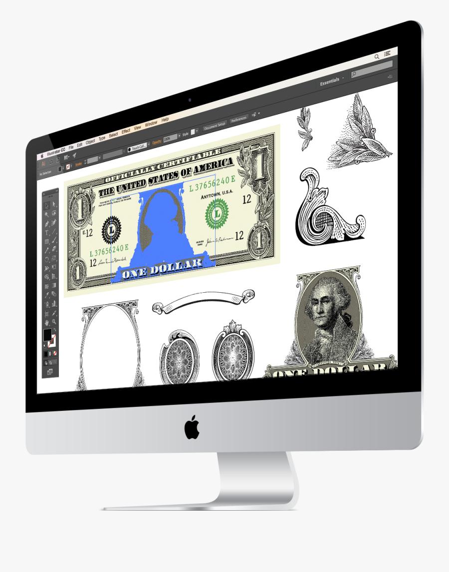 Money Clipart & Vintage Vectors - Illustration, Transparent Clipart