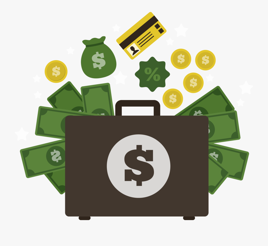 Money Png Images Are We Living For Money - Money Sales, Transparent Clipart