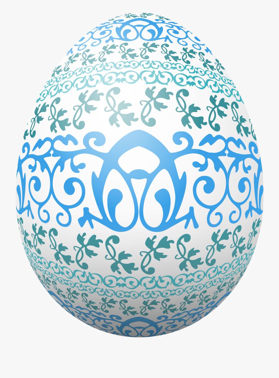 Easter Egg Border Png - Easter Egg Decorations Clipart, Transparent Clipart
