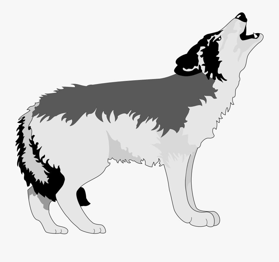 Wolf Clip Art, Transparent Clipart