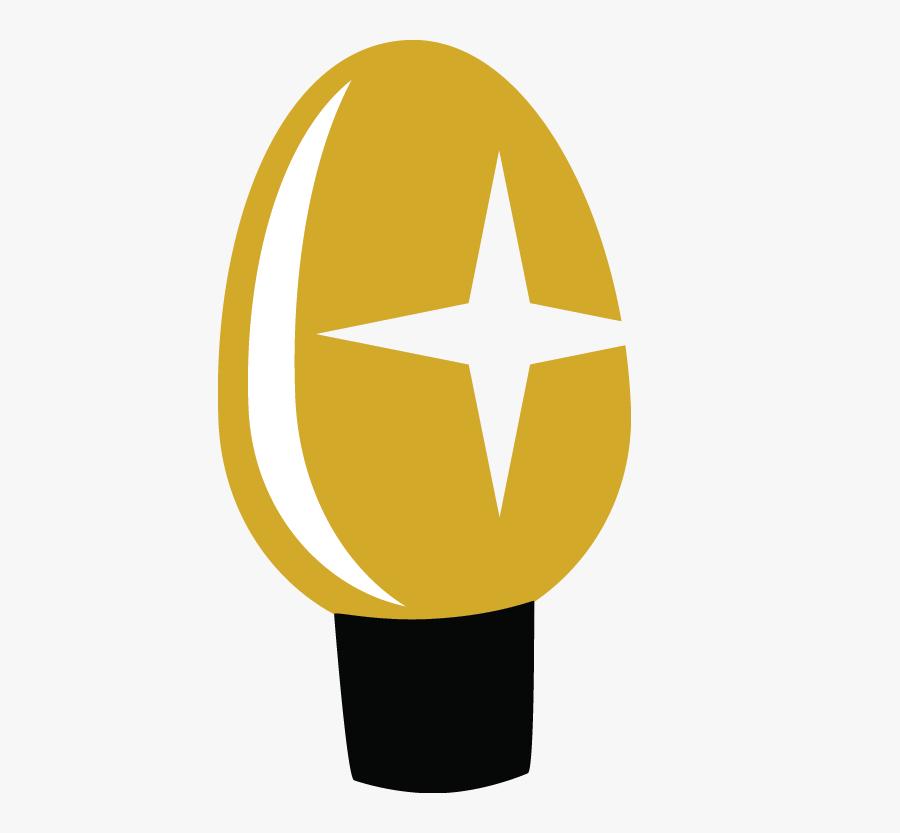 Christmas Lightbulb Clipart - Miss Kate Cuttables Christmas Lights, Transparent Clipart