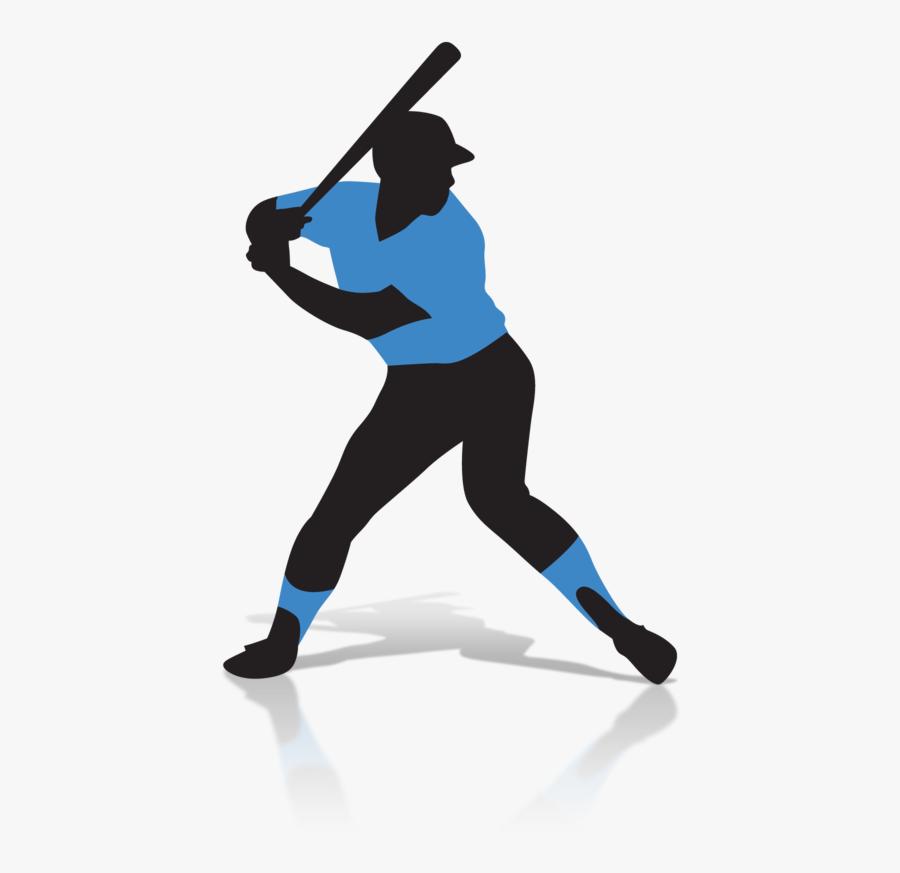 Baseball Bats Batting Pitcher Clip Art - Baseball Bat, Transparent Clipart