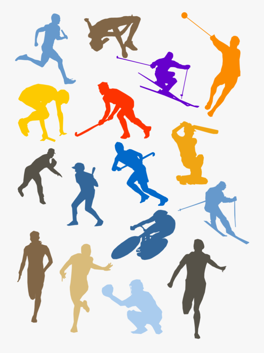Sports Clip Art - Sports Clip Art Png, Transparent Clipart