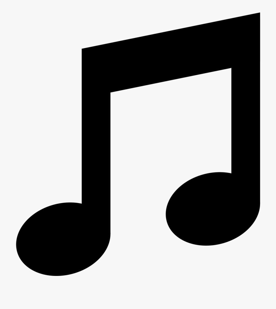 - Note Music Clip Art Musical Notes Half Clipart Transparent