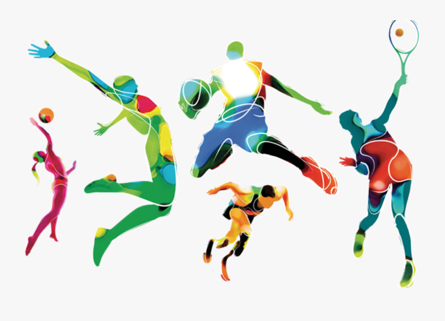 Sports Activities Clipart Sports Day - Sports Activities, Transparent Clipart
