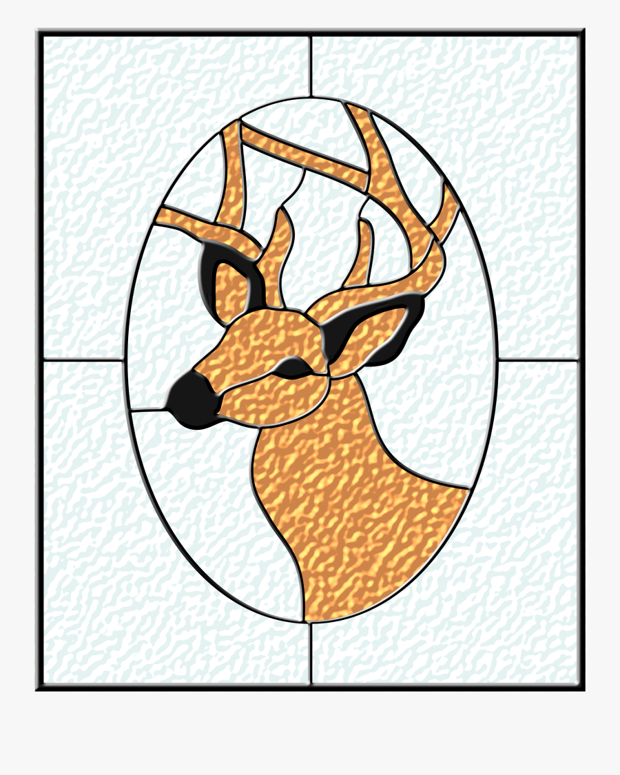 Deer Clipart - White-tailed Deer, Transparent Clipart