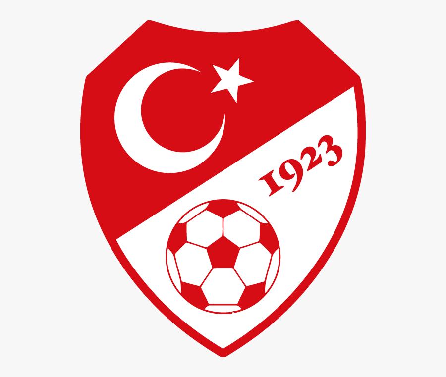 Turkey Soccer Cliparts - Turkey National Football Team Logo Png, Transparent Clipart