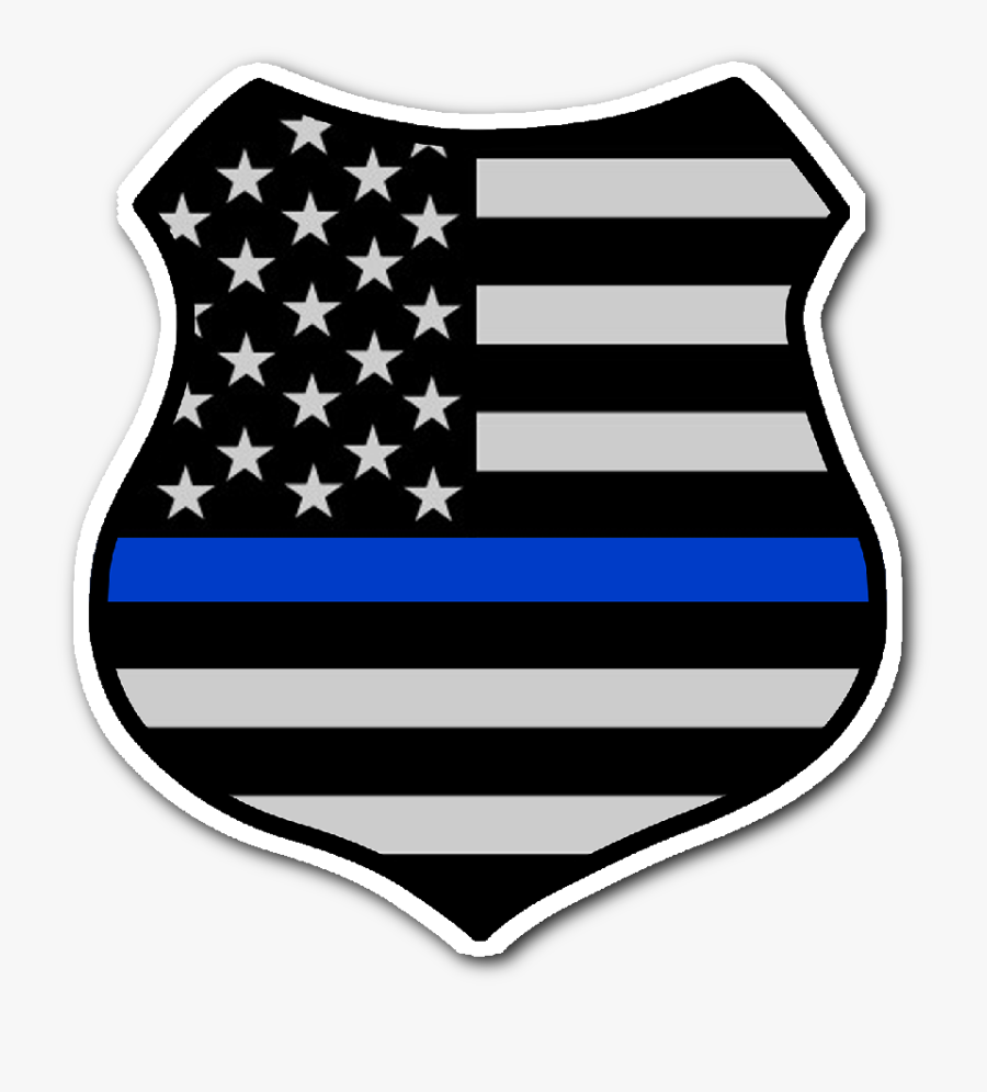 Transparent Thin Blue Line Clipart - Peace Officers Memorial Day 2019, Transparent Clipart