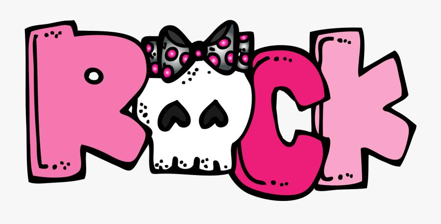 Melonheadz Music Clipart - Rock Star Pink Illustration, Transparent Clipart