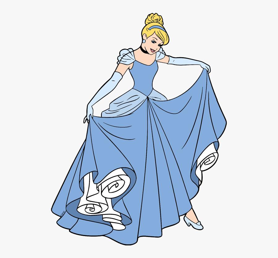 Cinderella Clip Art 4 Disney Clip Art Galore - Disney Princess Cinderella Clipart, Transparent Clipart