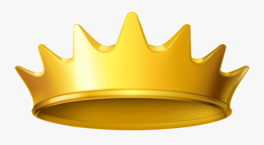 German State Crown Clip Art - Transparent Background Golden Crown Png, Transparent Clipart