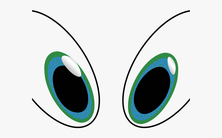Cartoons Eyes Clipart Png Free Transparent Clipart Clipartkey
