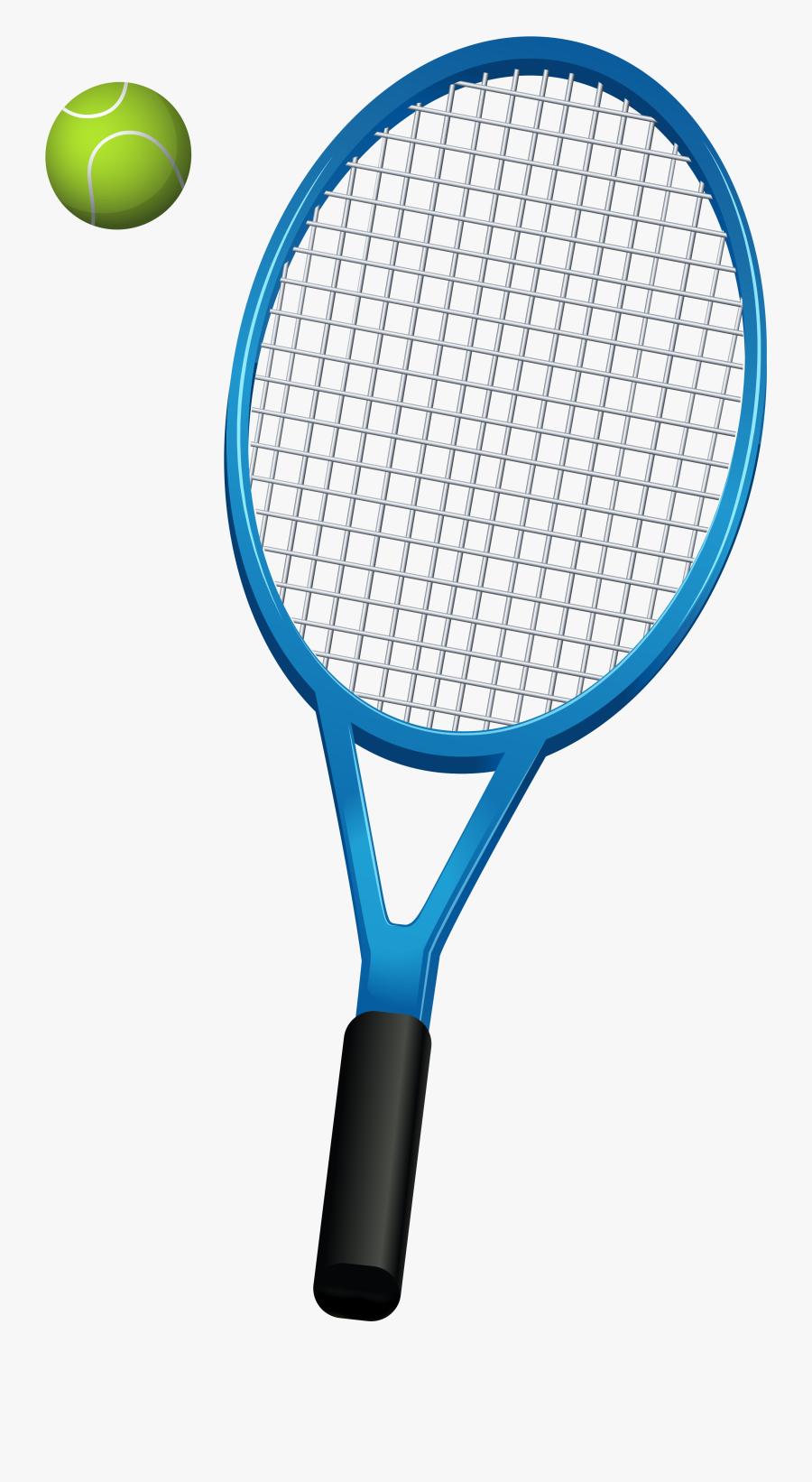 Tennis Racket Clipart Png, Transparent Clipart