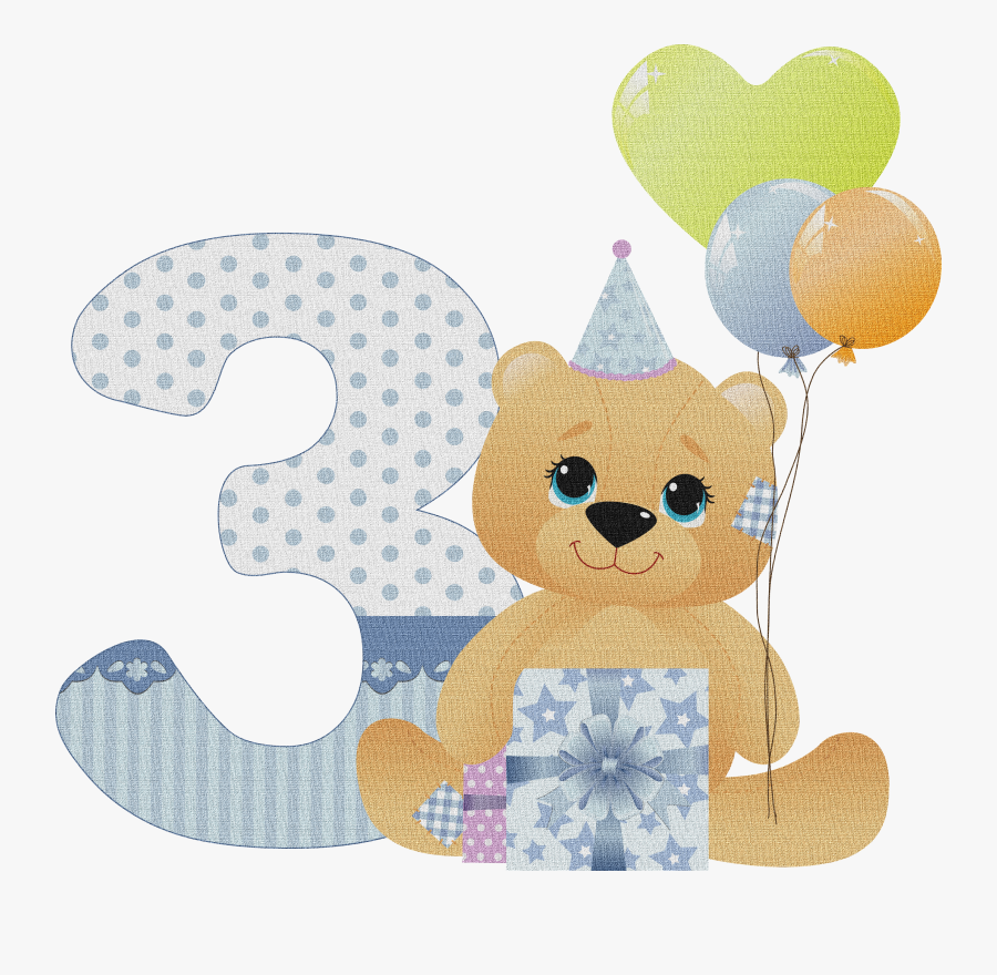 Pin By Petit M - Happy Birthday Cards For Kids, Transparent Clipart